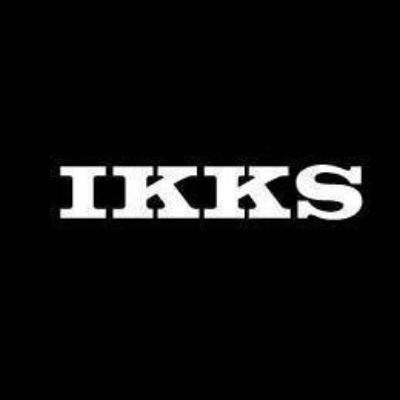 logotipo de la empresa IKKS