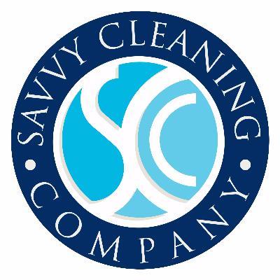 Savvy Cleaning Company logo