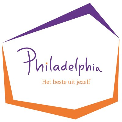 Logo van Philadelphia Zorg