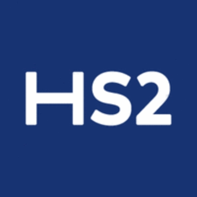 High Speed Two (HS2) logo