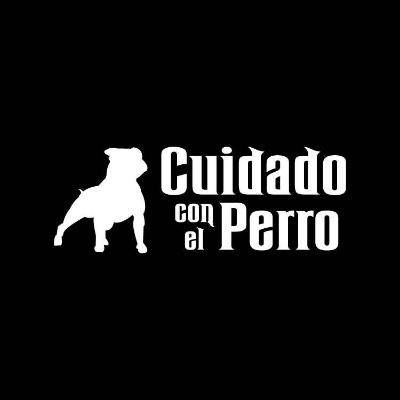 Cuidado con el Perro logo