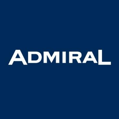 logotipo de la empresa Admiral