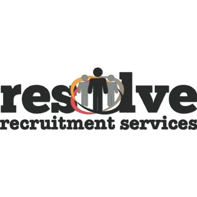 Resolve Recruitment Services logo