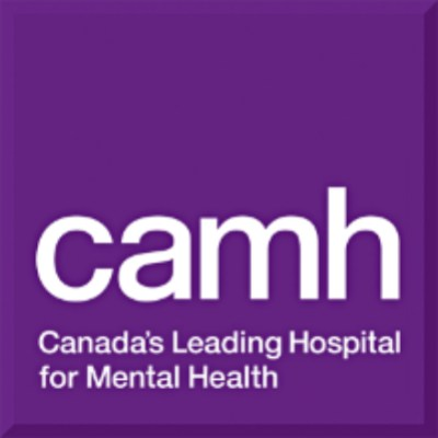 Logo Centre for Addiction and Mental Health