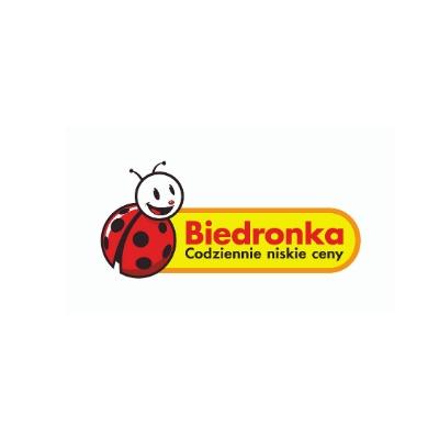 Logo firmy - Biedronka