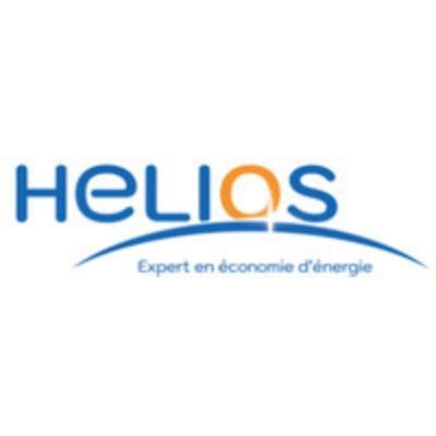Logo Helios expert en economie d'energie