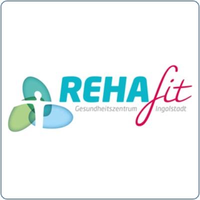 Reha-Fit Gesundheitszentrum-Logo