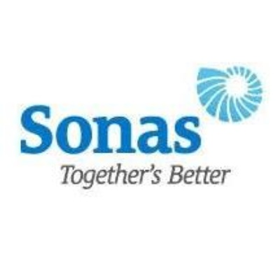 Sonas Nursing homes logo
