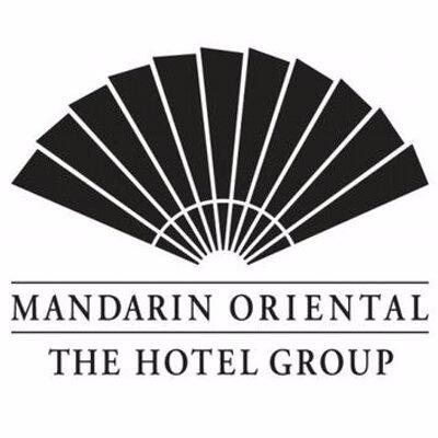 Mandarin Oriental Hotel Group'in logosu