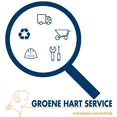 Logo van Groene Hart Service Personeelsdiensten