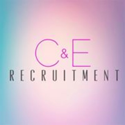 C&E Recruitment logo