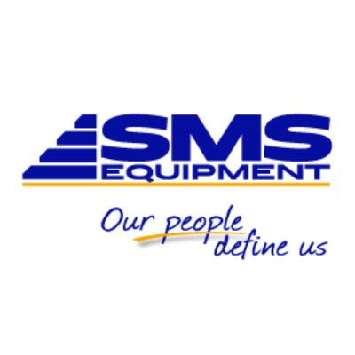 SMS Equipment Inc. logo