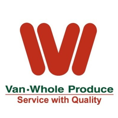 Logo Van-Whole Produce