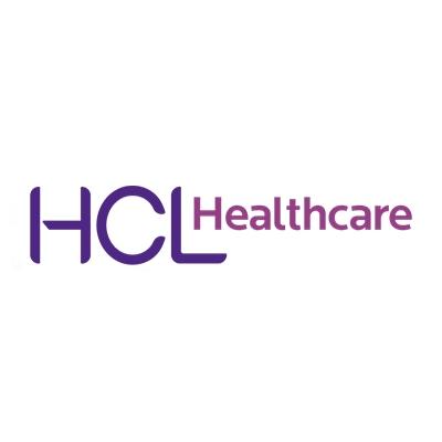HCL Healthcare logo
