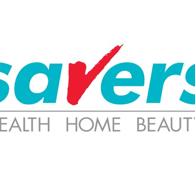 Savers Health and Beauty logo