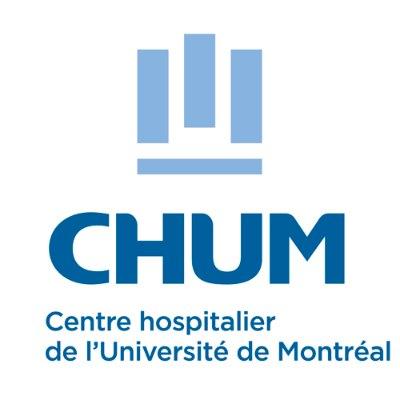 Logo Centre hospitalier de l'Université de Montréal