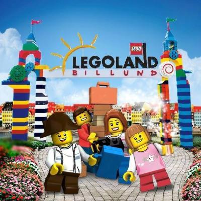 logo for LEGOLAND Billund