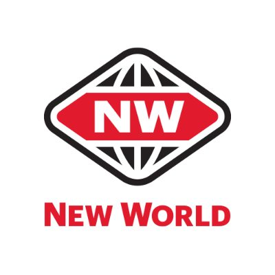 New World Supermarket logo