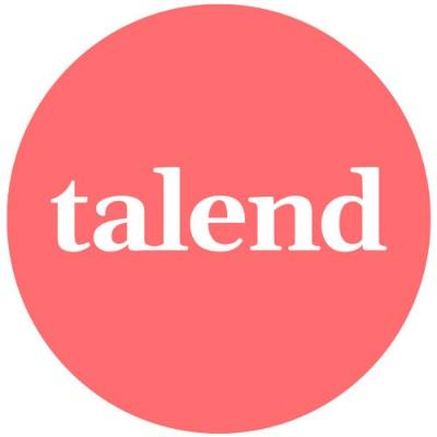 Logo Talend Inc