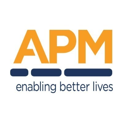 APM - Advanced Personnel Management logo