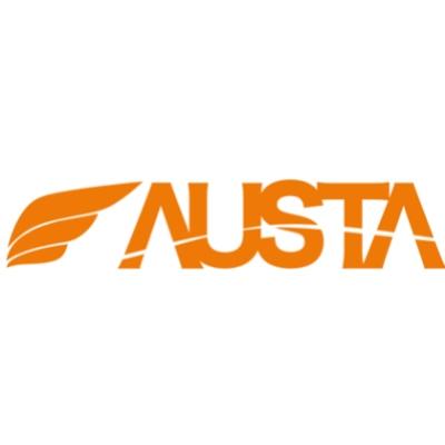 株式会社アウスタのロゴ