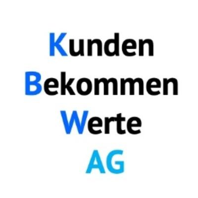 Kunden Bekommen Werte AG-Logo