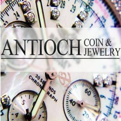 Antioch Coin and Jewelry Pawn logo
