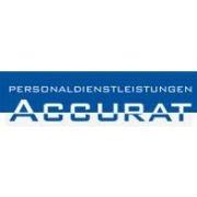 Accurat Gesellschaft für Personaldienstleistungen mbH-Logo