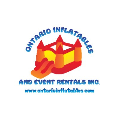 Logo Ontario Inflatables and Event Rentals
