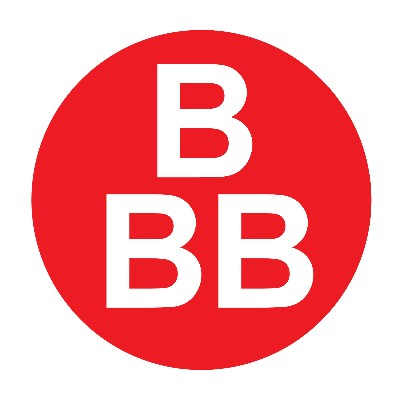 logotipo de la empresa Tiendas 3B