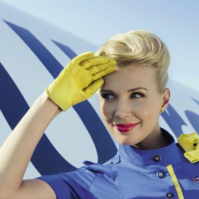 Лого компании Міжнародні Авіалінії України