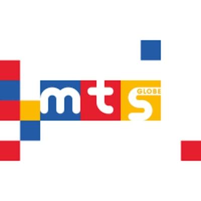 logotipo de la empresa MTS Globe