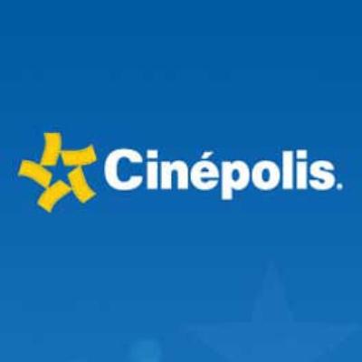 logotipo de la empresa Cinépolis