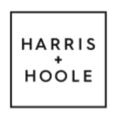 Harris + Hoole logo