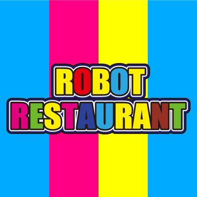 ロボットレストランのロゴ