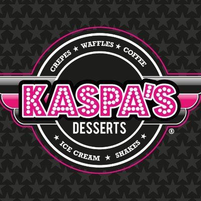 Kaspa's Desserts logo