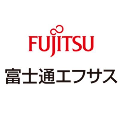 富士通エフサス株式会社のロゴ