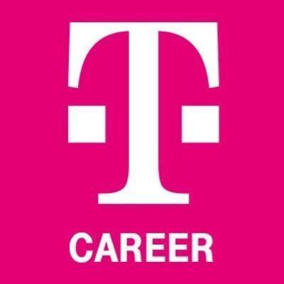 Logo van T-Mobile