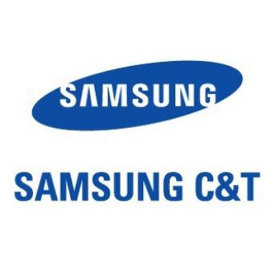 삼성물산 logo