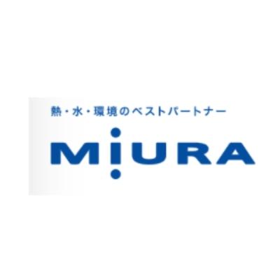三浦工業株式会社のロゴ