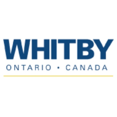 The Town of Whitby logo