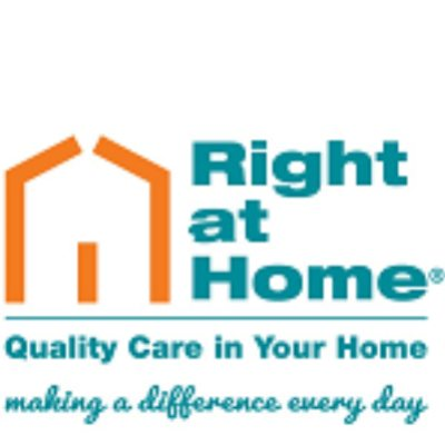 Right at Home South Cheshire logo