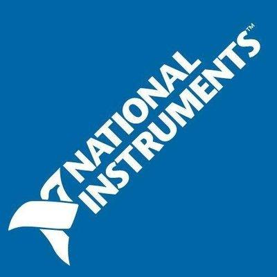 logotipo de la empresa National Instruments