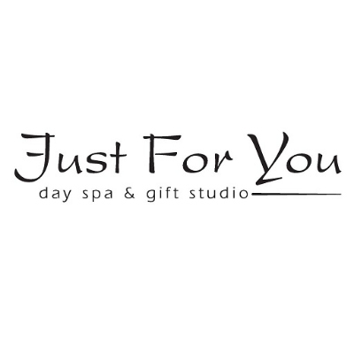 Just For You Day Spa logo