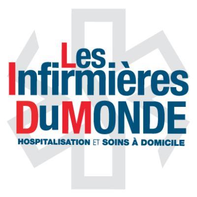 Logo Les infirmières du monde