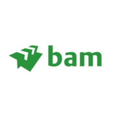 BAM Groep-Logo