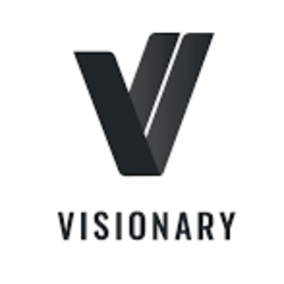 株式会社ヴィジョナリーのロゴ