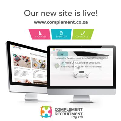 Complement Recruitment logo